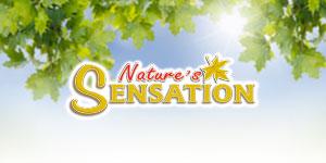 Natures Sensation